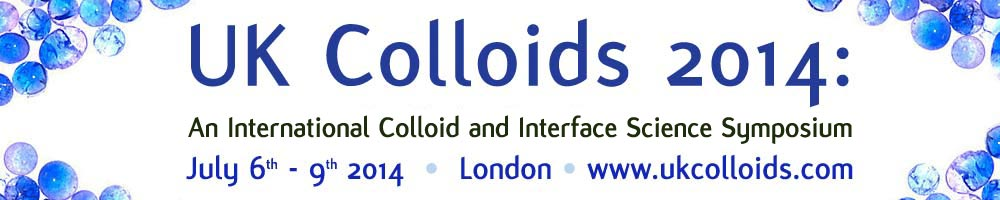 UK Colloids 2014